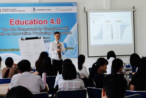 Mô hình giáo dục 4.0 và những điều cần biết