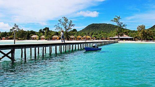 Khám phá những bãi biển đẹp nổi tiếng nhất châu Á