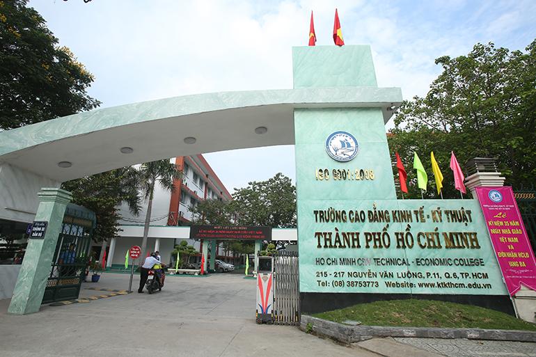 Danh sách các trường Cao đẳng nghề ở TPHCM